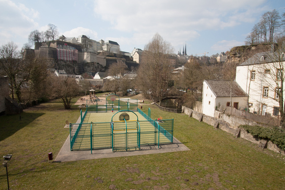 Luxembourg City April 06, 201310